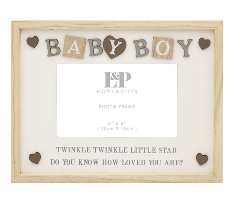 Twinkle twinkle little star, do you know how loved you are?