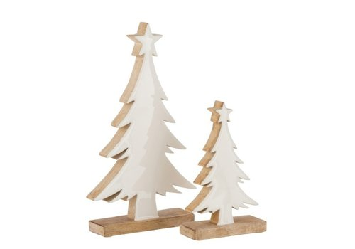 J-Line KERSTBOOM MANGOHOUT *SMALL*