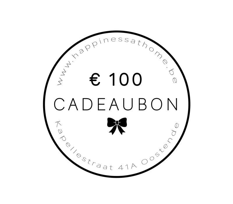 € 100 CADEAUBON