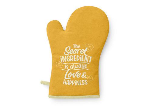 OVENHANDSCHOEN LOVE & HAPPINESS