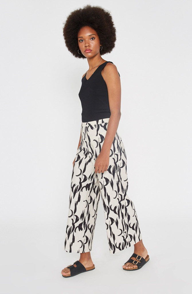 Abstract trouser-1