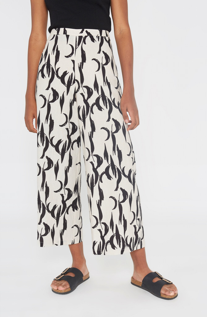 Abstract trouser-2