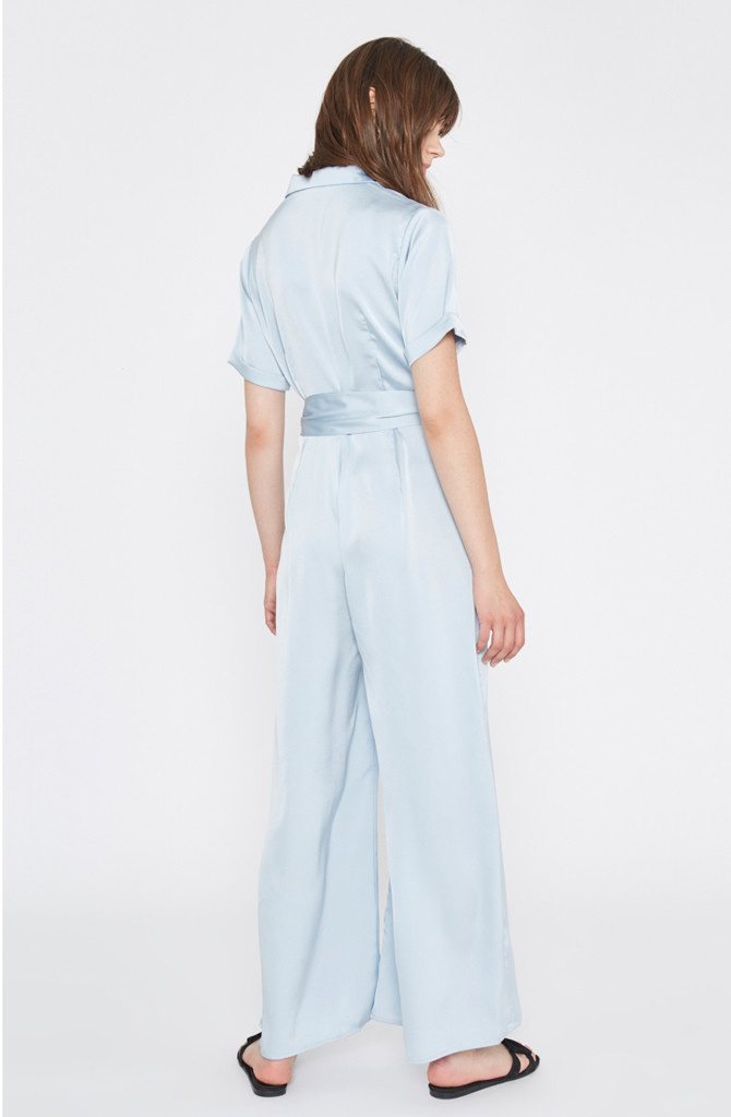 Coco jumpsuit Sky Blue-2