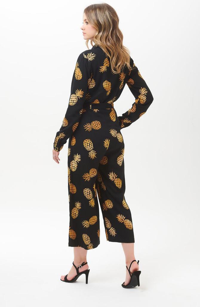 Sienna jumpsuit Batik Pineapple-3