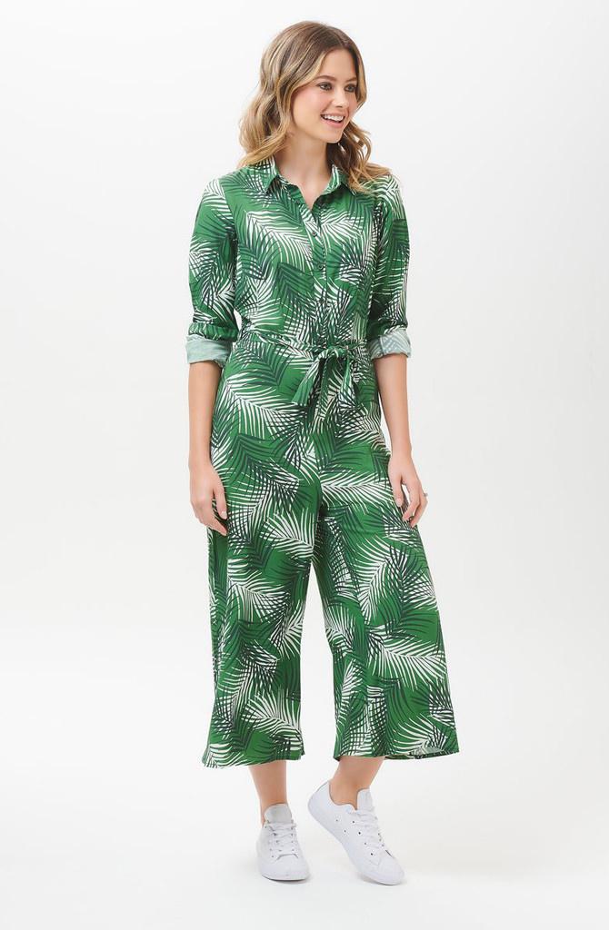 Sienna jumpsuit Palm-1