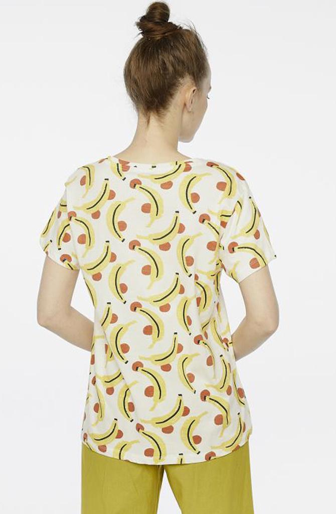 Chicita t-shirt Banan-2