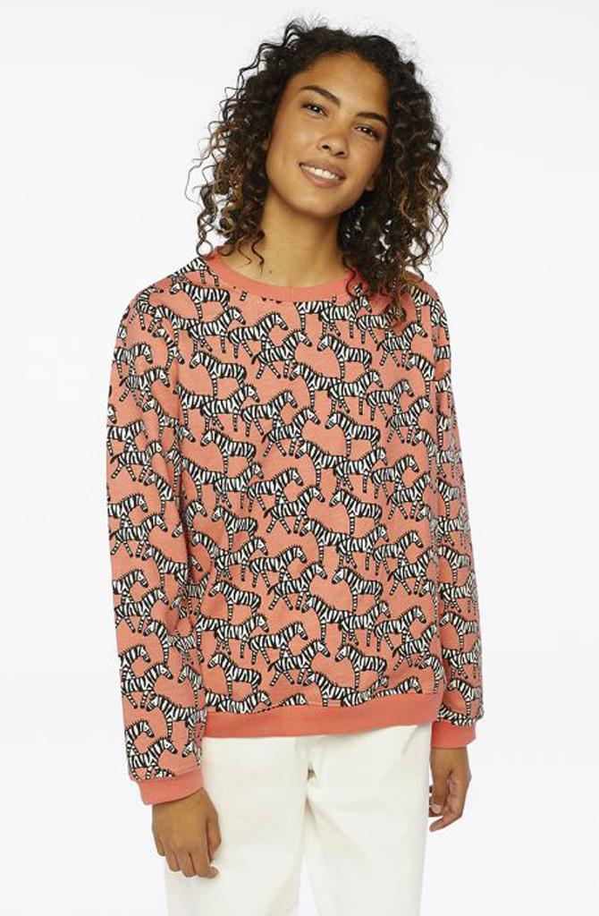 Chano sweater Zebra-1