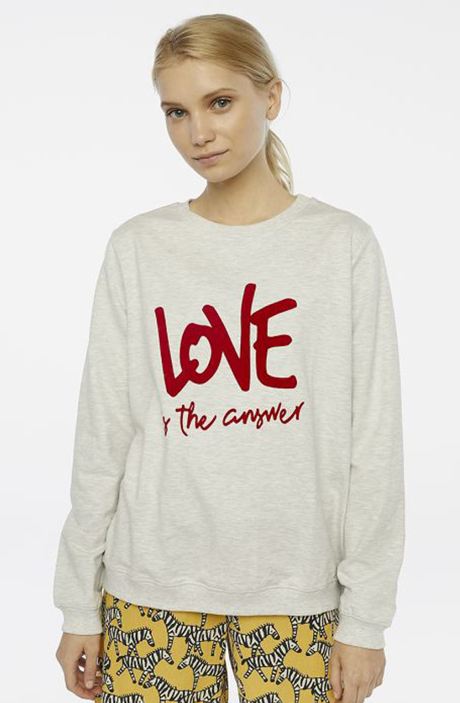 Chano sweater Love-1