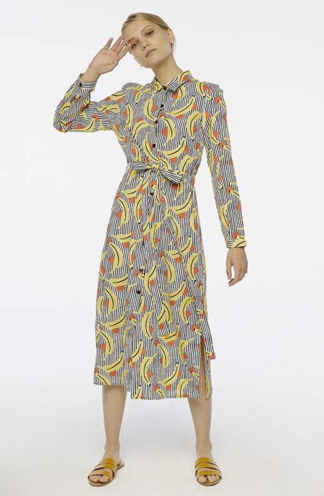 Chicita dress Banan-1