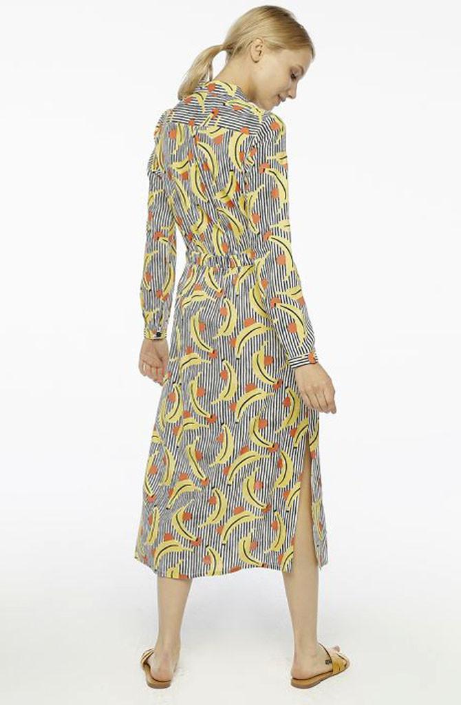 Chicita dress Banan-2