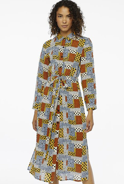 Alegra shirtdress Savane