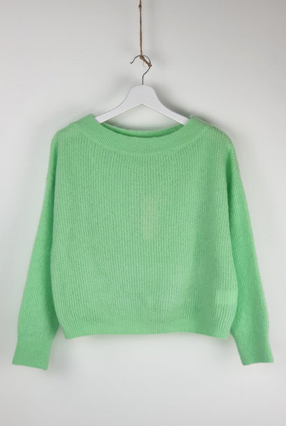 Tine boatneck short pull Mint