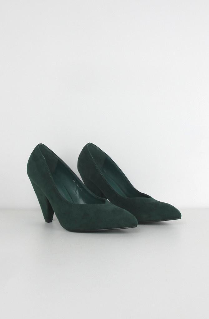 Noëlla pump Green-2