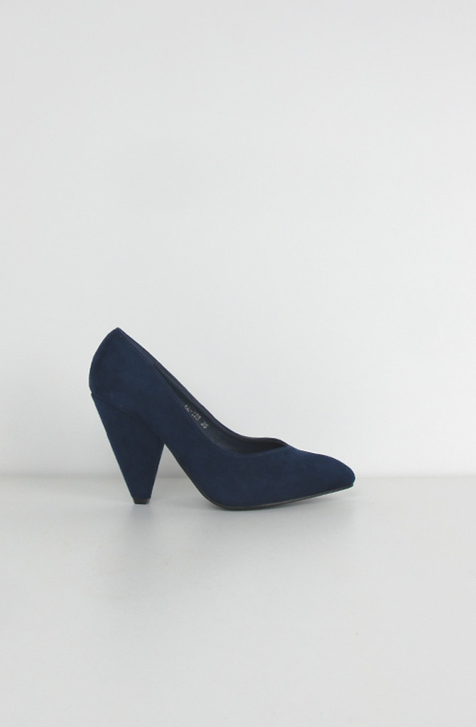 Noëlla pump Blue-1