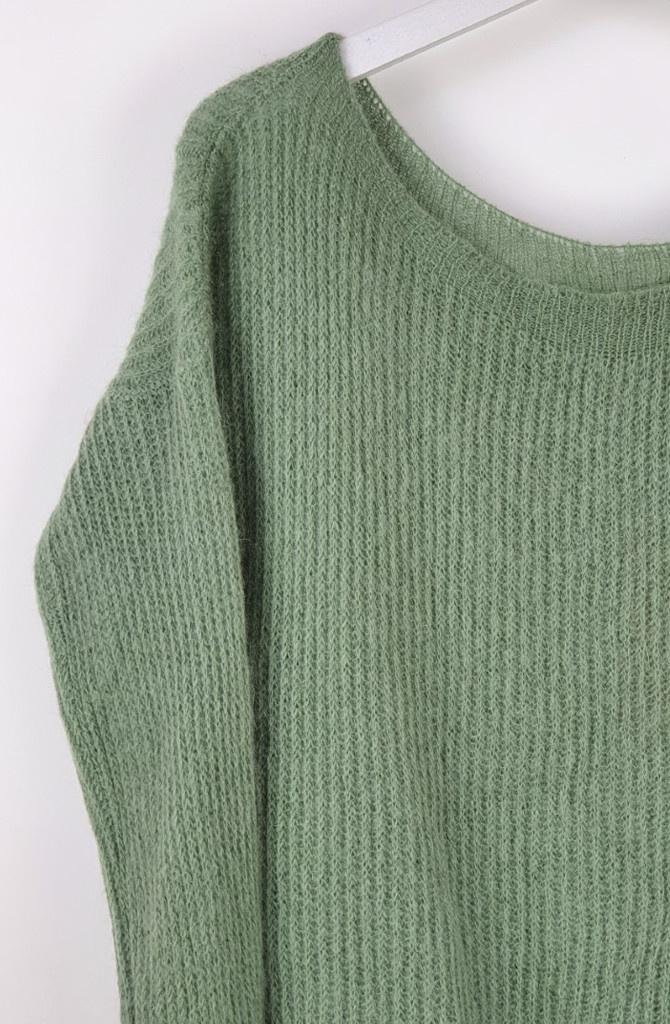 Felice fine knit Advocado-2