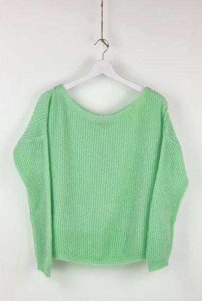 Felice fine knit Mint