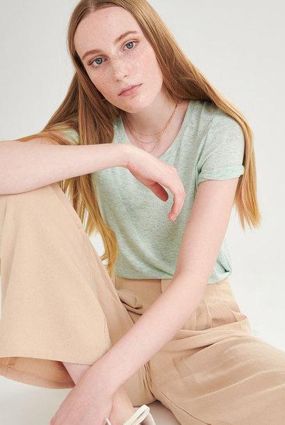 Tamma cotton t-shirt Mint