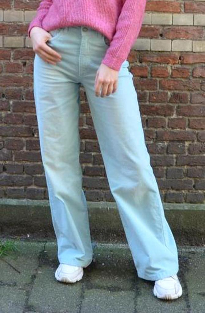 True corduroy wide pant Tinfany-3