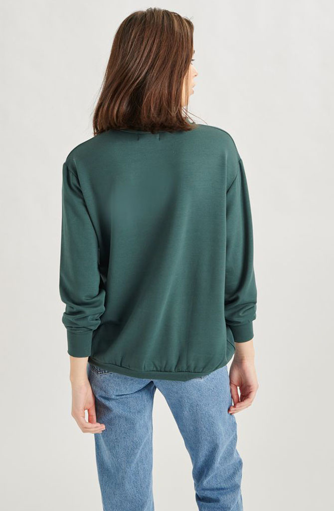 Cami sweater Green-3