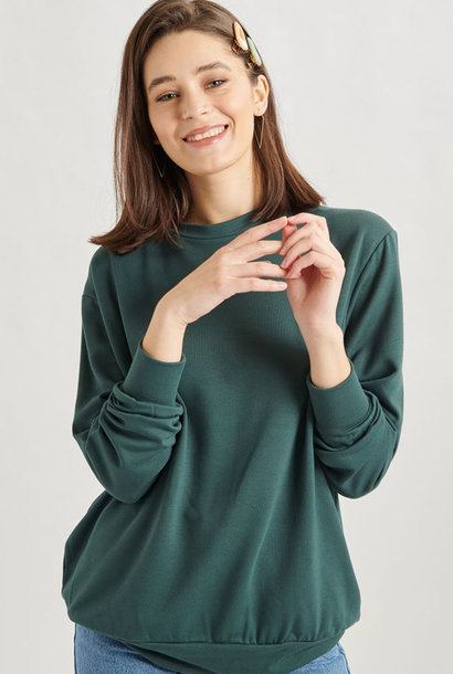 Cami sweater Green
