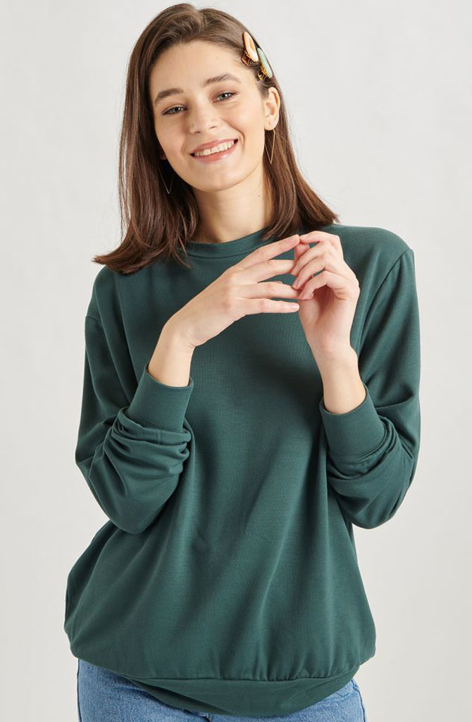 Cami sweater Green-1