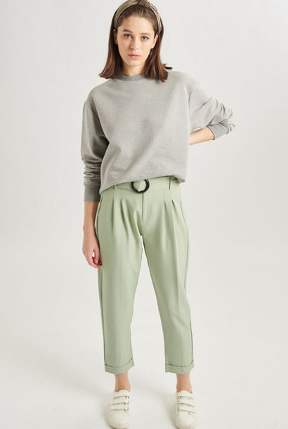 Cami sweater Moss