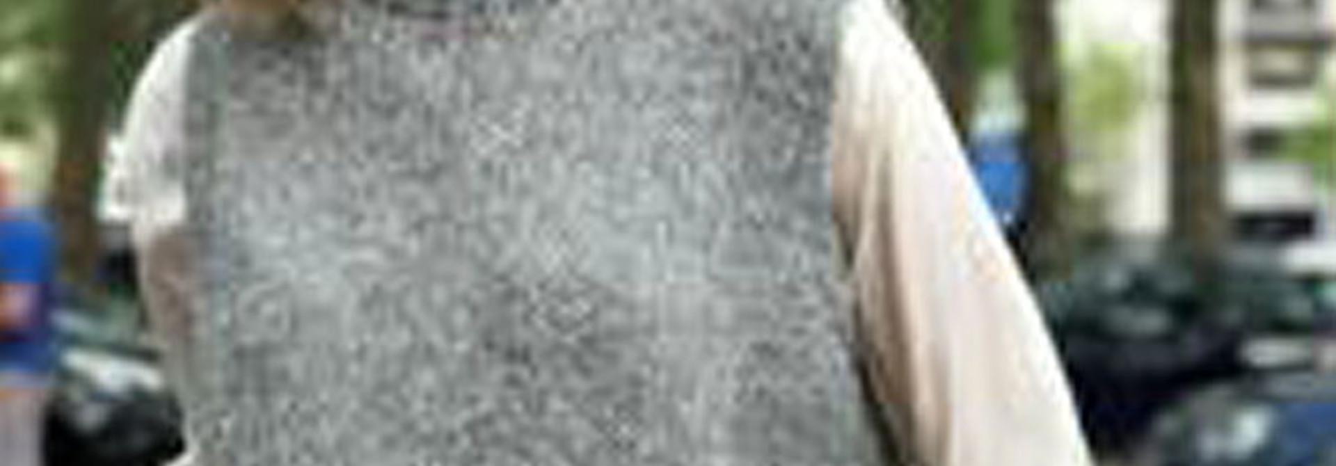Ikur roundneck debardeur Grey