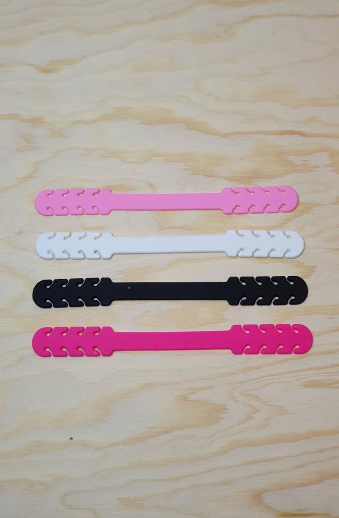 Flex adjustment rubber White-2