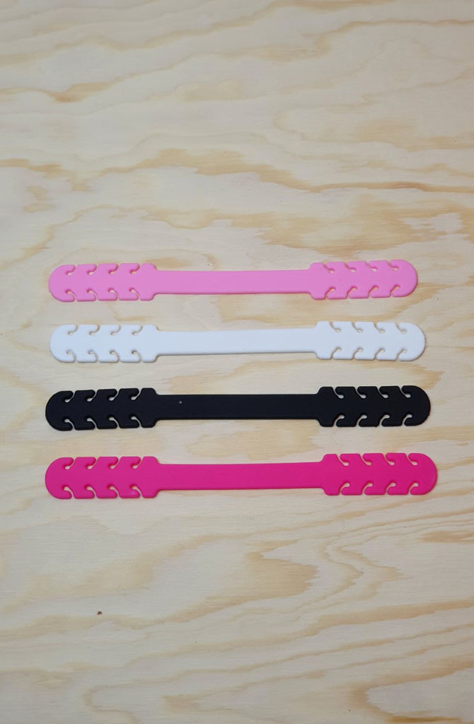 Flex adjustment rubber Black-2