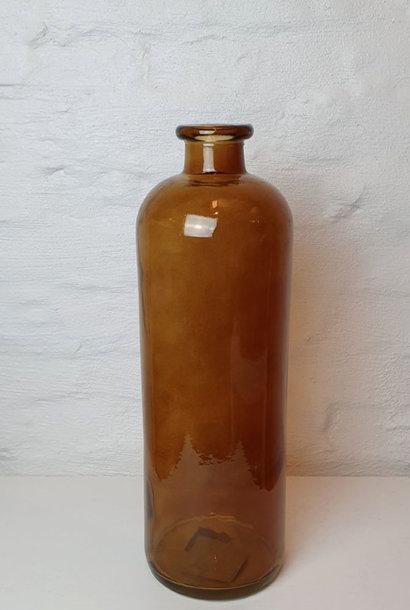 Bottle vase XL Gold