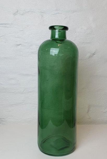 Bottle vase XL Green