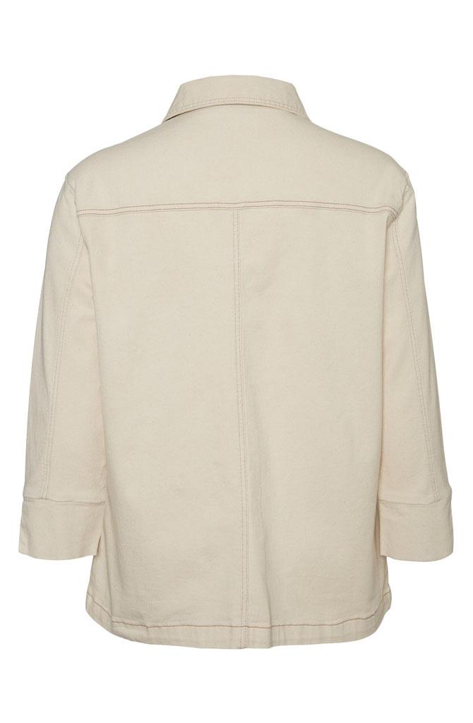 Shöppe jacket Ecru-2