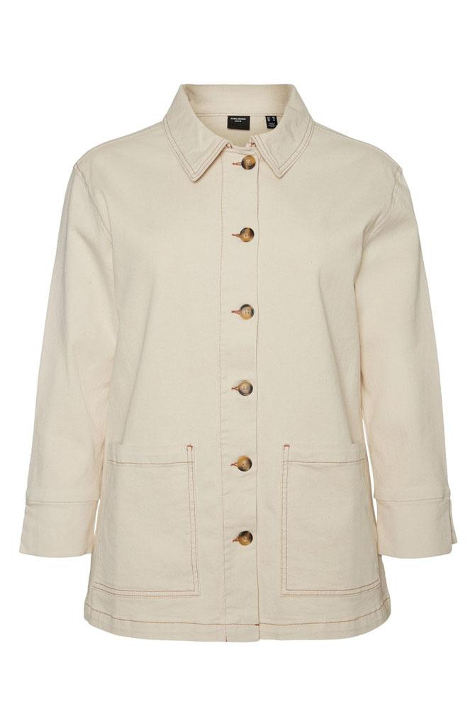 Shöppe jacket Ecru-1