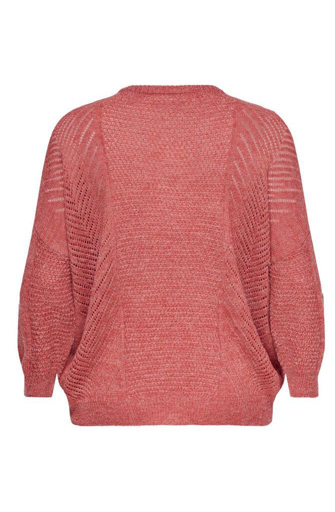 Carrose knit Rose Melange-2