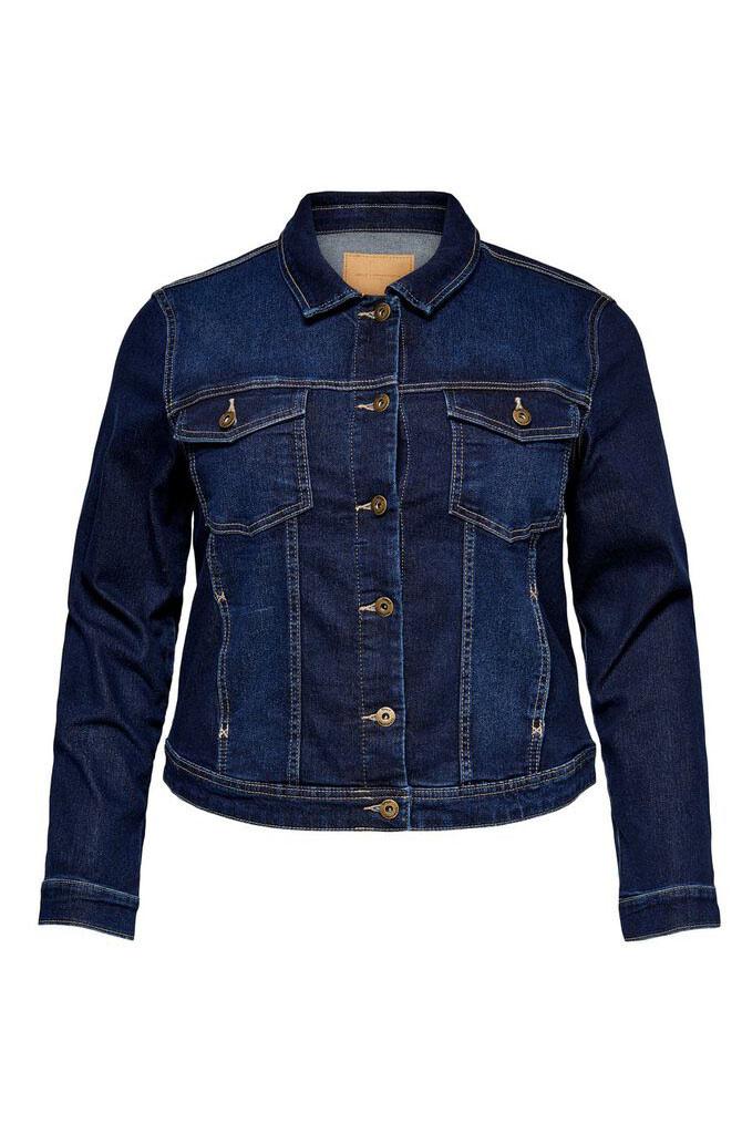 Wespa denim jacket Dark Blue-3