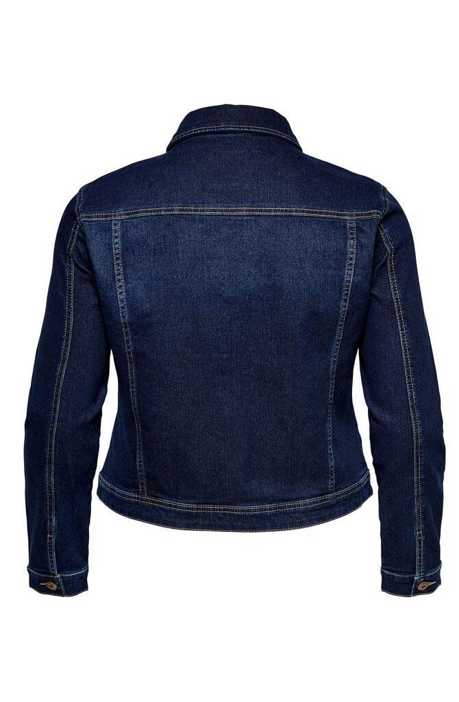 Wespa denim jacket Dark Blue-4