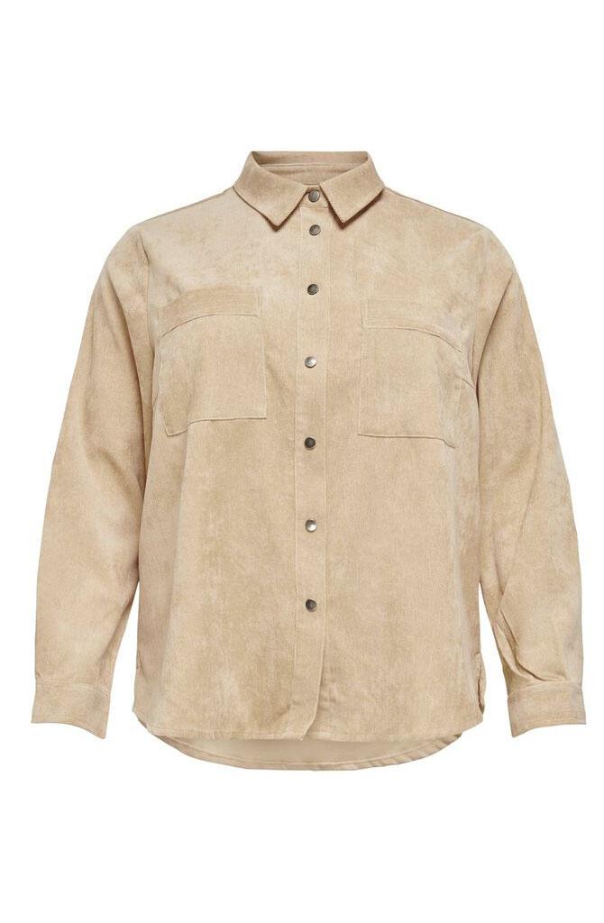 Fankalyp corduroy shirt Ginger-4