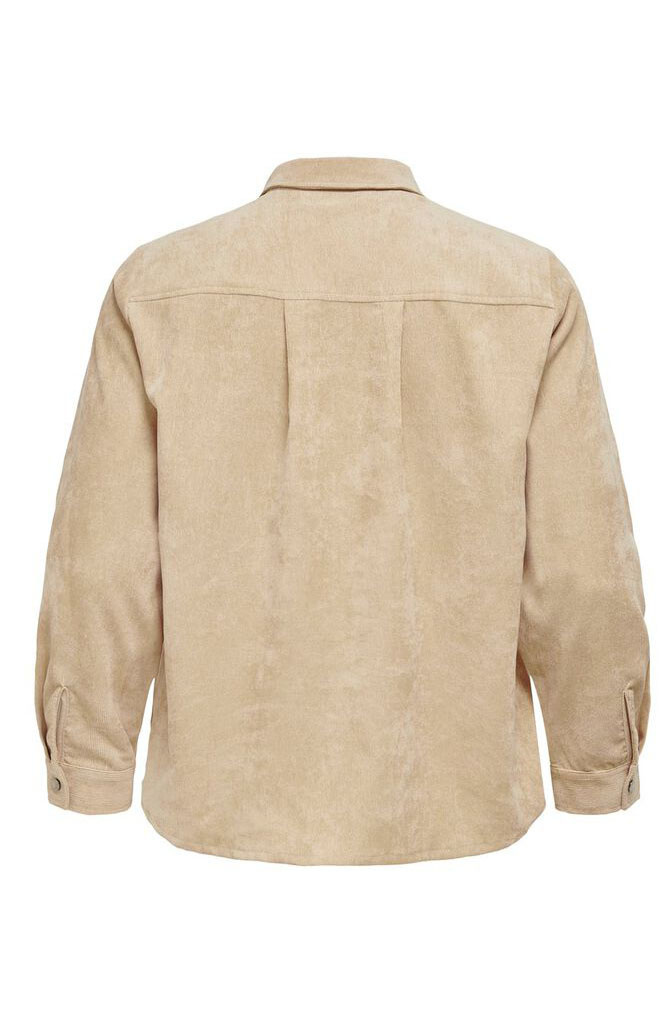 Fankalyp corduroy shirt Ginger-5