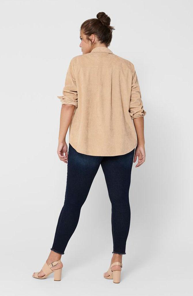 Fankalyp corduroy shirt Ginger-6