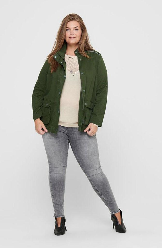 Carq jacket Khaki-3