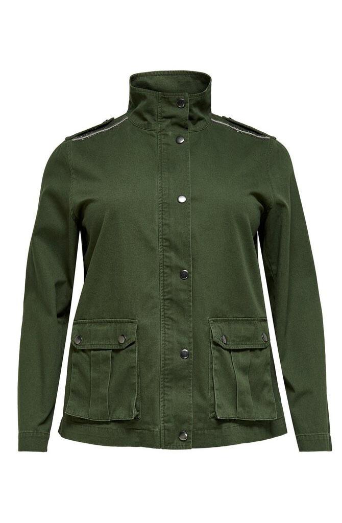 Carq jacket Khaki-5