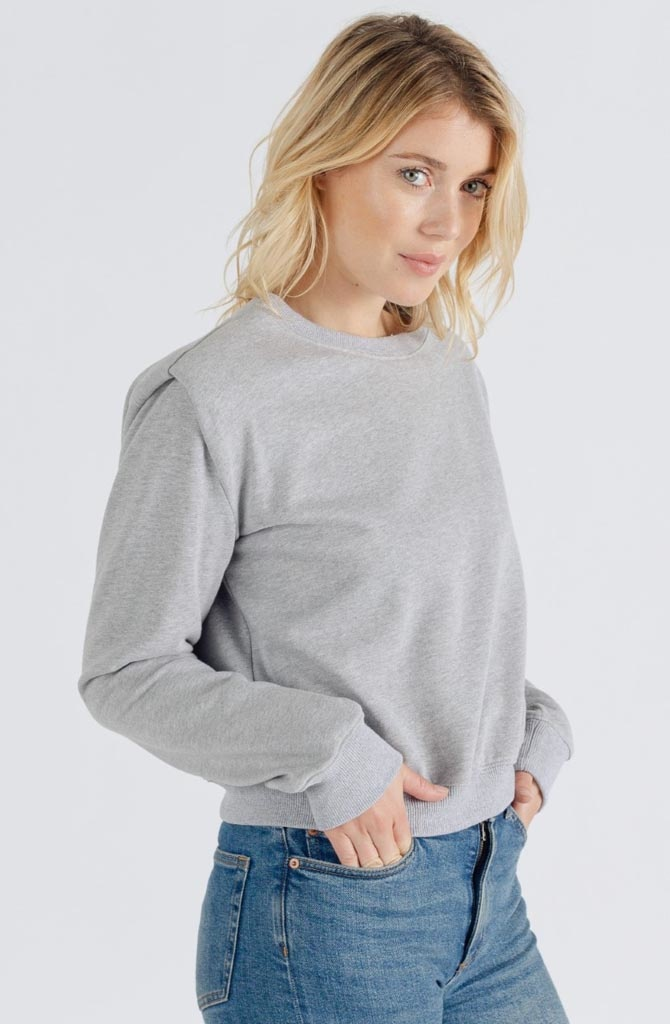 Tamis sweater Grey-1