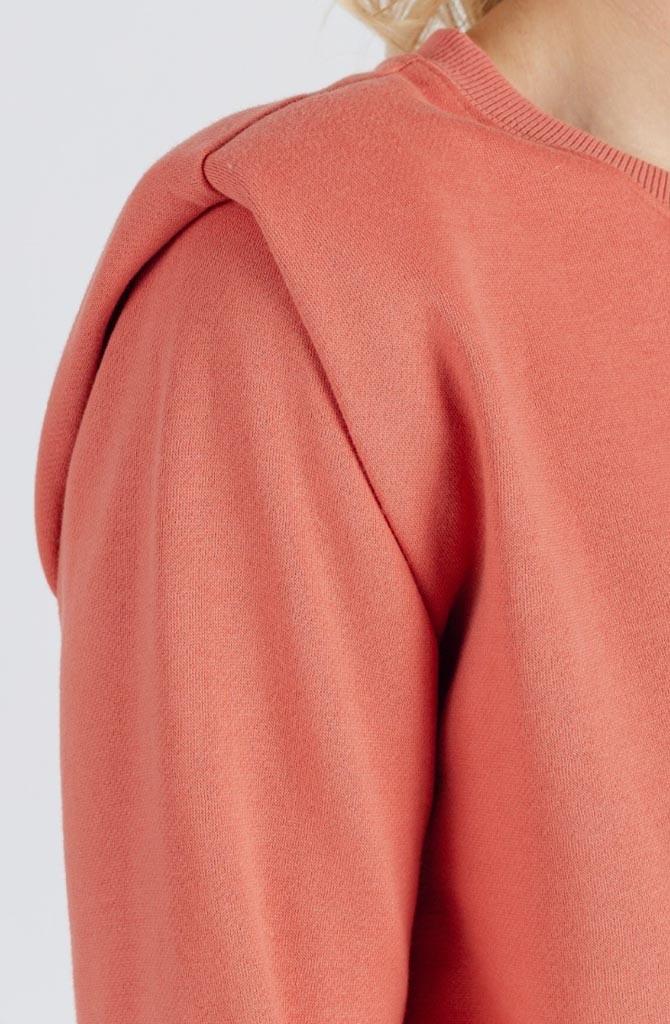 Tamis sweater Coral-3