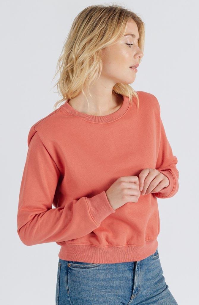Tamis sweater Coral-1