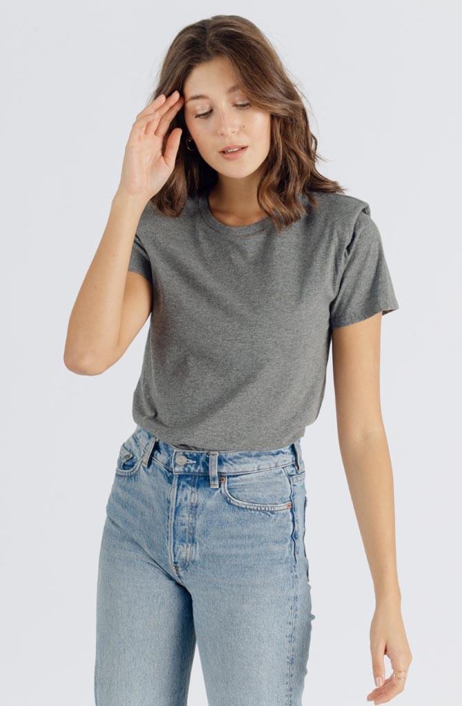 Crïsk t-shirt Grey-3