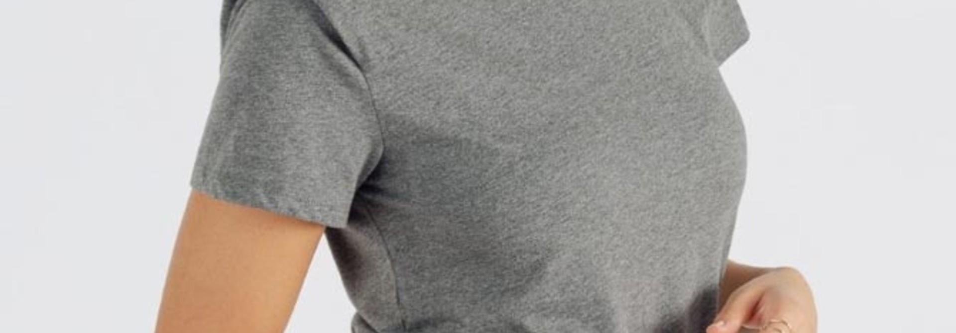 Crïsk t-shirt Grey
