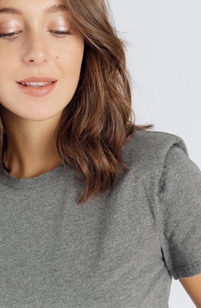 Crïsk t-shirt Grey-2