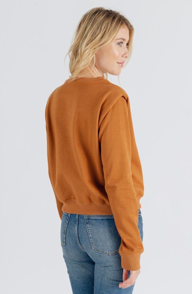 Tamis sweater Camel-4
