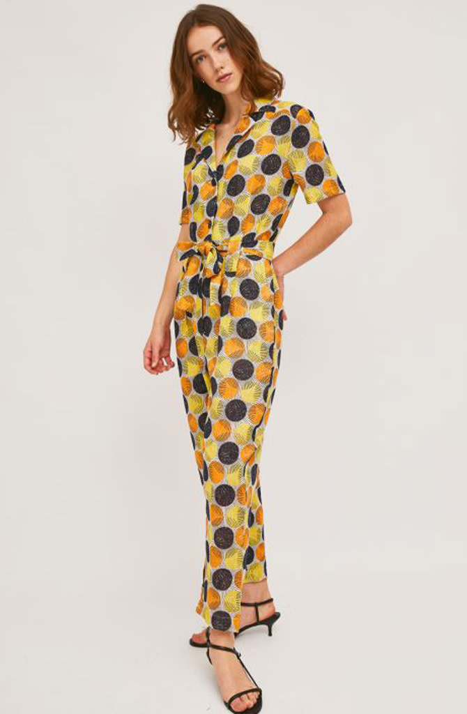 Afray jumpsuit Sunset-1
