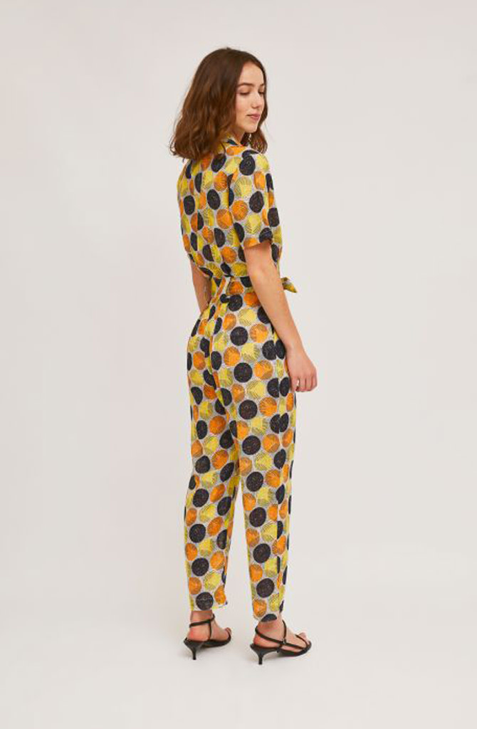 Afray jumpsuit Sunset-3